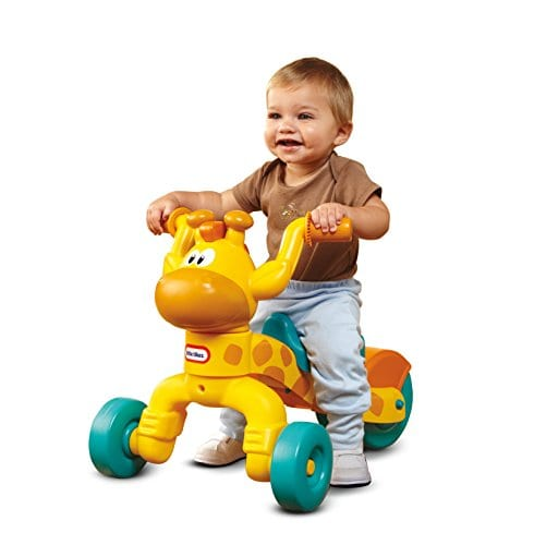 Little Tikes Go and Grow Lil' Rollin' Giraffe Ride-On Sit-On Toy