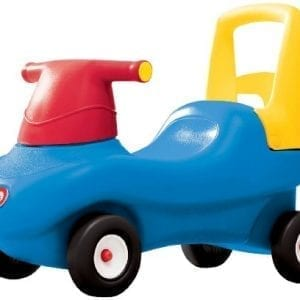 Little Tikes Push and Ride Sit On Racer