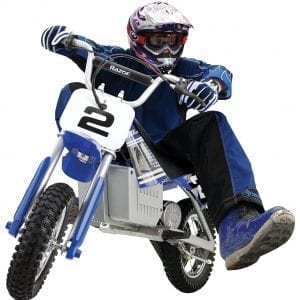 Razor MX350 Dirt Rocket Electric Motocross Bike Ages 13 up