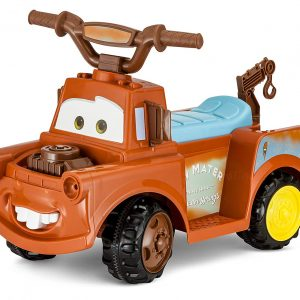 Disney Cars Towmater 6V Electric Quad Ride On 18 Months Toddler