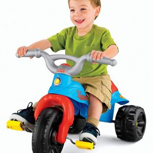 Fisher-Price Thomas and Friends Tough Trike Stable Wheelbase Storage