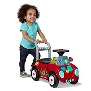 Push Powered Toys Young