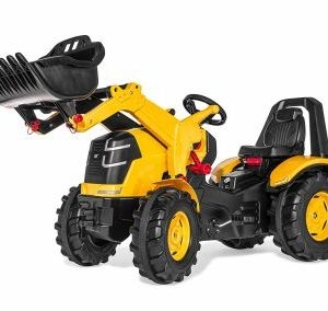 Cat X-Trac Construction Front Loader Pedal Tractor Ride On Toy