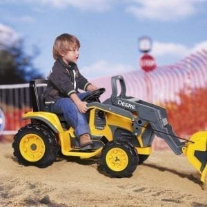 John Deere Construction Loader Ride On Toy from Peg Perego