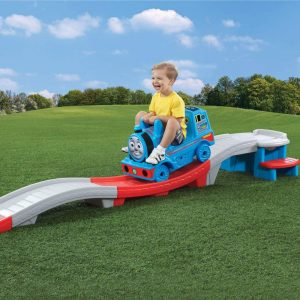 Step2 Thomas the Tank Engine Up and Down Roller Coaster Toddler