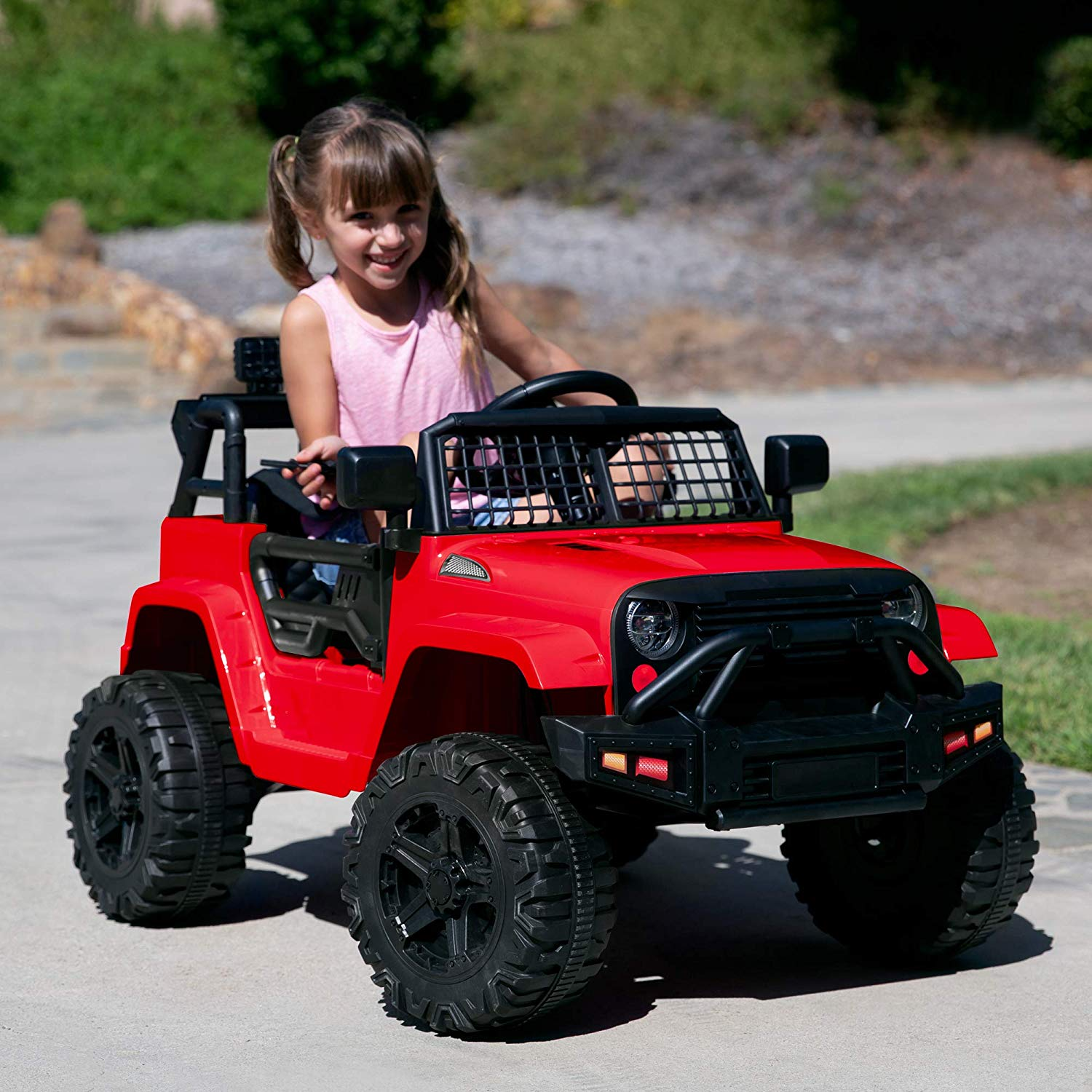 Benefits and Features of Parental Remote Control Ride on Cars